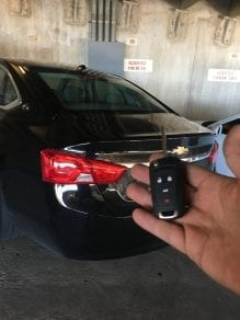remote key replacement for Chevy impala 2014. auto locksmith services in the phoenix metro area
