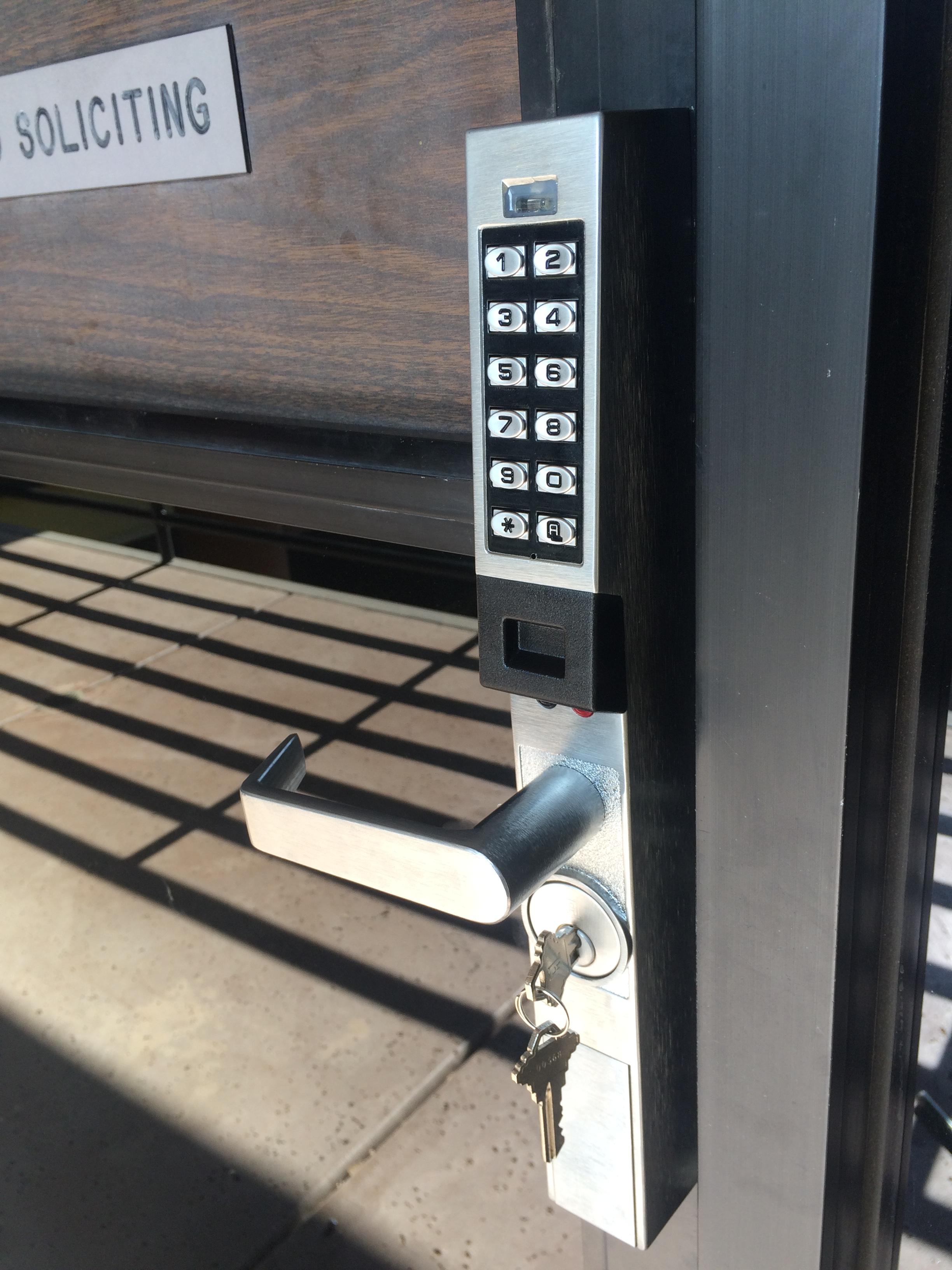 business lock change in Scottsdale